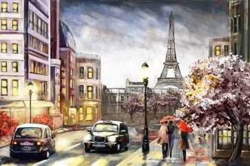 Arthur Heard - Paris View - Eiffel Tower V