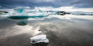 Violet Johnston - Glacier Lagoon, Iceland