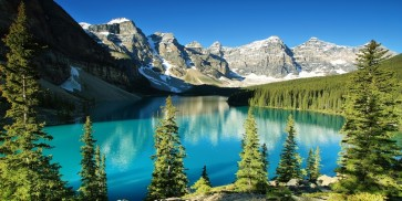 James Wood - Lake Moraine Banff National Park, Alberta