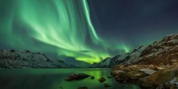 Gerwazy Firdos - Aurora Borealis Reflections