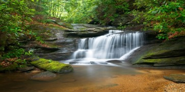 Ren?e Pehr - Water fall, Blue Ridge Mountain