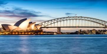 Laurie McFee - Sydney Harbour, Australia