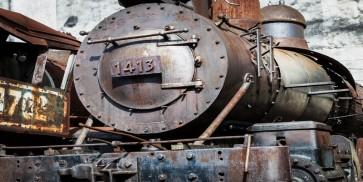 Patrick Kale - Vintage Train
