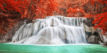 Ren?e Pehr - Autumn Waterfall in Kanchanaburi, Thailand