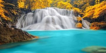 Ren?e Pehr - Waterfall in Kanchanaburi, Thailand