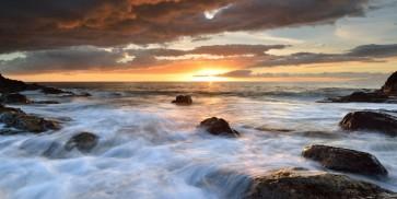 Thelma Zimmerman - Sunset on Beach