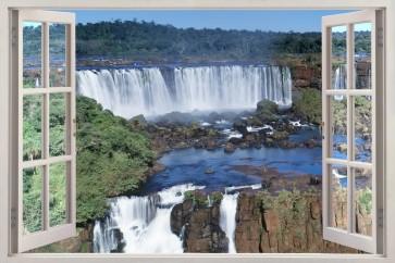 Nicolina Naiara - Iguacu Falls, Brazil