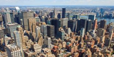 Audrey Garcia - New York City, Manhattan Skyline