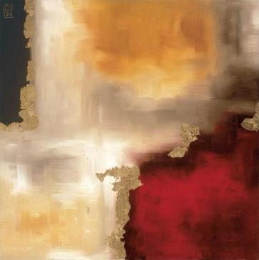Laurie Maitland - Crimson Accent I