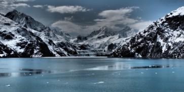 Bob Amar - Glacier Mountains