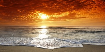 Estelle Wright - Sunset on Beach