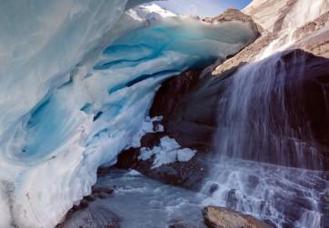 Francis Gerwazy - Worhtington Glacier II, Alsaka