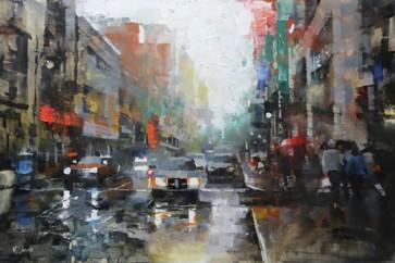 Mark Lague - Montreal Rain
