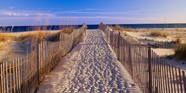 Joseph Sohm - Pathway to the Beach