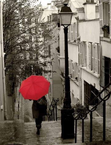 Sue Schlaback - Paris Stroll II