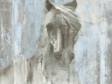 Albena Hristova - Shadow Light V.2 on Blue