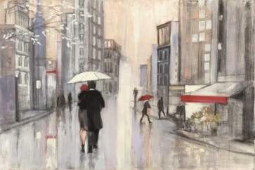 Julia Purinton - Spring Rain New York