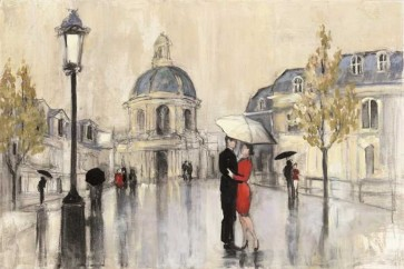 Julia Purinton - Spring Rain Paris