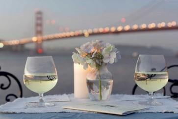 Alan Blaustein - Dream Cafe Golden Gate Bridge - 79