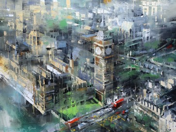 Mark Lague - London Green - Big Ben