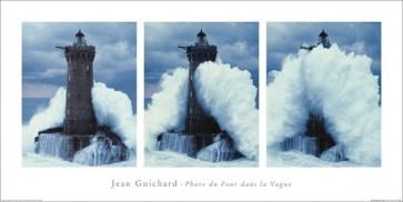 Jean Guichard - Phare De Tevennec, Bretagne
