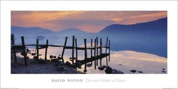 Beken Of Cowes - Derwent Water At Dawn