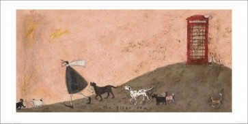 Sam Toft - The Pizza Run