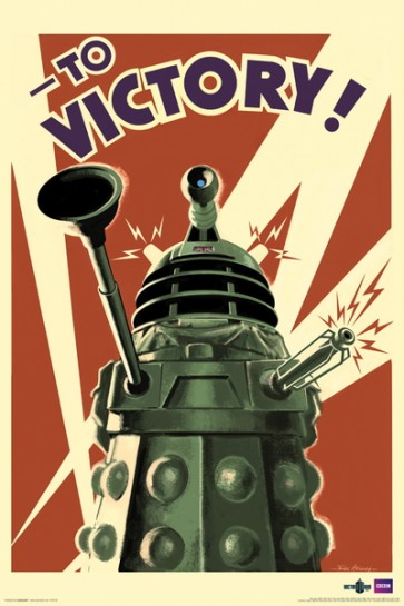 Doctor Who Dalek To Victory