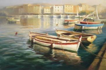 Roberto Lombardi - Harbor Morning I