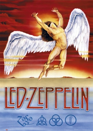 Led Zeppelin Swan Song