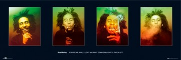 Bob Marley - Excuse Me While I Light My Spliff