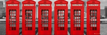London - Phoneboxes