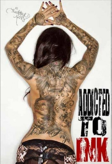 Daveed Benito - Addicted To Ink