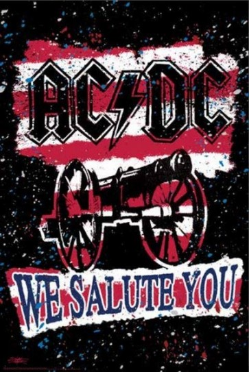 Stephen Fishwick - AC/DC - We Salute You