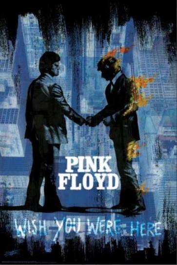 Stephen Fishwick - Pink Floyd Wish You Were Here