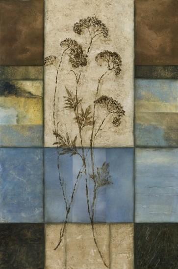 Norm Olson - Highland Wild flower I