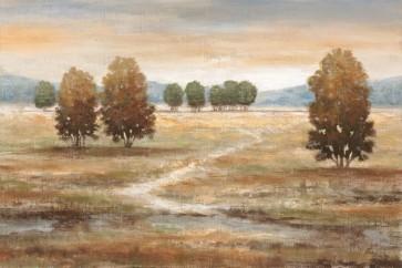 Goss Nan - Linen Landscape I