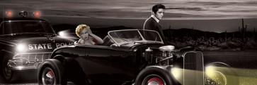 Chris Consani - Marilyn Monroe Elvis Presley Car Ride
