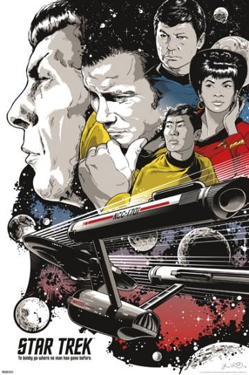 Star Trek - To Bodly Go