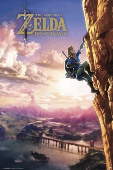 The Legend of Zelda - BotW - Climbing