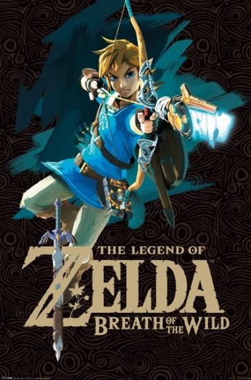 The Legend of Zelda - BotW - Linkwith Bow