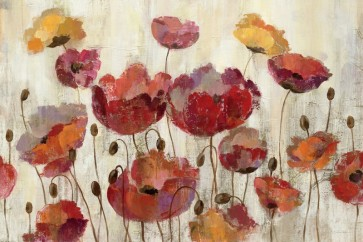 Silvia Vassileva - Poppies In The Rain