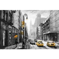 Arthur Heard - New York - Yellow Taxi