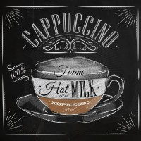 Chalk Line - Coffee - Cappuccino