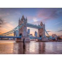 Assaf Frank - Famous Tower Bridge over River Thames, London, UK