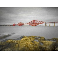 Assaf Frank - Forth Rail Bridge, Scotland