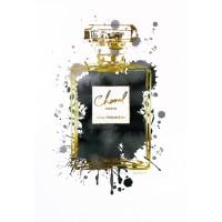 Amanda Greenwood - Perfume Bottle Grey