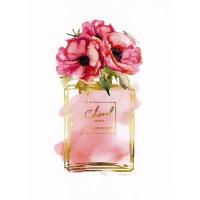 Amanda Greenwood - Perfume Bottle Bouquet IV