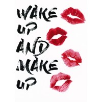 Amanda Greenwood - Wakeup Makeup Lipstick Kisses