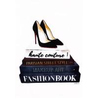 Amanda Greenwood - Bookstack Shoes